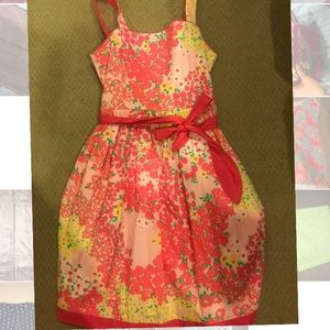 Child's Lilly Pulitzer Sundress